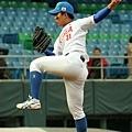 韓國明星隊金聖民(KIM, SEONG MIN)救援4局拿下勝投.JPG