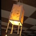 手工製的燈罩