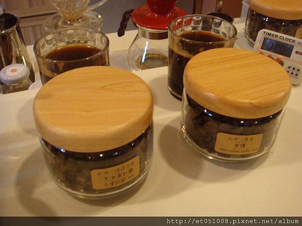 【Rice Caff'e 米咖啡】杯測 Cupping Time