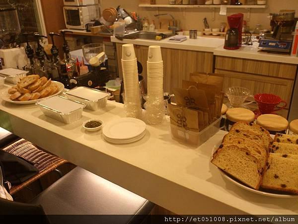 【Rice Caff'e 米咖啡】講座小點心