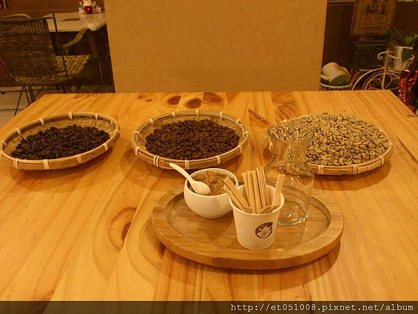 【Rice Caff'e 米咖啡】講座小道具