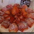 【Rice Caff'e 米咖啡】草莓輕乳酪蛋糕