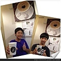 【Rice Caff'e 米咖啡】好朋友-林青霞腳踏車咖啡