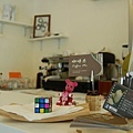 【Rice Caff'e 米咖啡】舊址店內一角