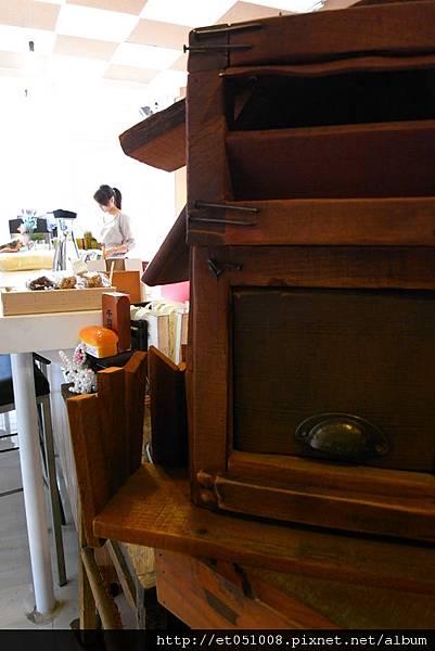 手工木製信箱