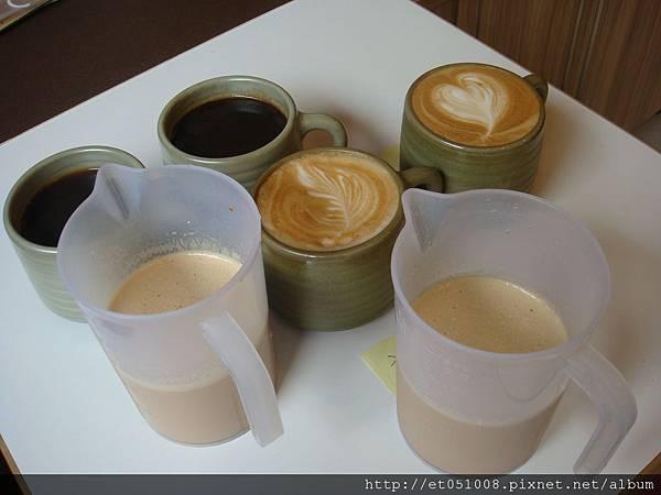 【Rice Caff'e 米咖啡】每天測試咖啡的基本量