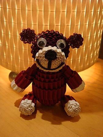 """""""二楞子""""-小熊"""