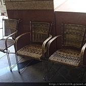 撿來的椅子