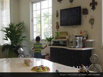 虎尾春子幼稚園(Spring Kid)環境介紹  --  家長休息室內的陳設