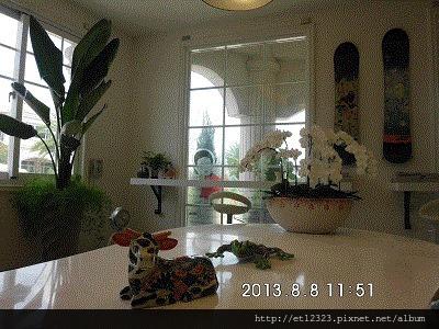 虎尾春子幼稚園(Spring Kid)環境介紹  --  家長休息室內的陳設及裝潢