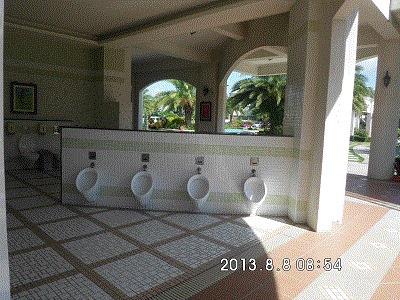 虎尾春子幼稚園(Spring Kid)環境介紹  --  廁所