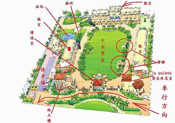 春子幼稚園地圖虎尾