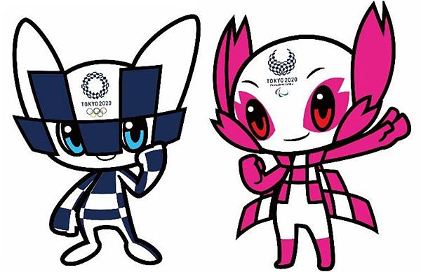 2020東京奧運吉祥物直播轉播賽程表2020奧運賽程表吉祥物/直播轉播時刻表尚未排定
