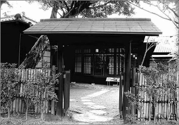 臺灣總督官邸(臺北賓館)內的日式和館