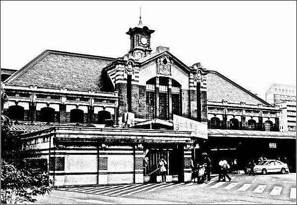 台中火車站(台中驛)