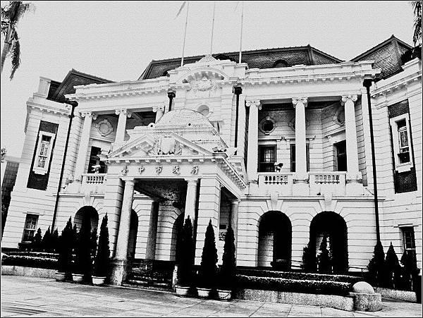 台中州廳(台中市政府)