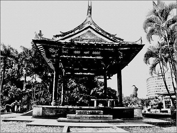 台中公園望月亭
