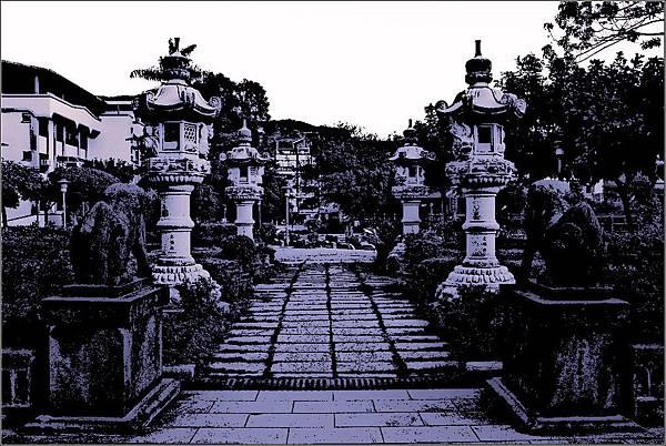 汐止神社(忠順廟)