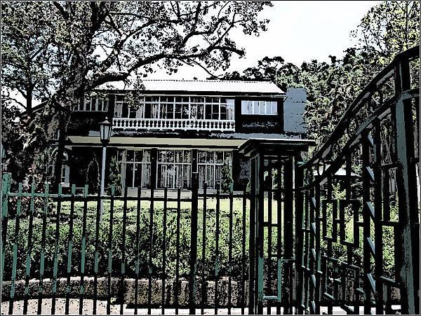 蔣介石士林官邸