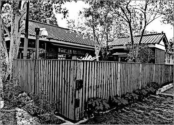 齊東街日式宿舍群
