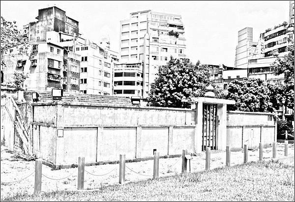西本願寺遺址