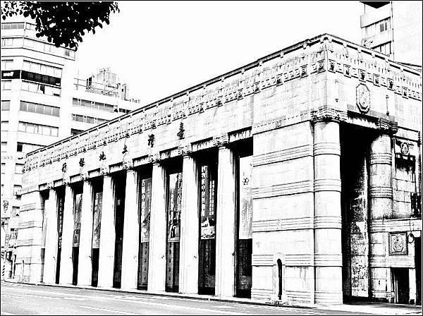 舊日本勸業銀行台北支店