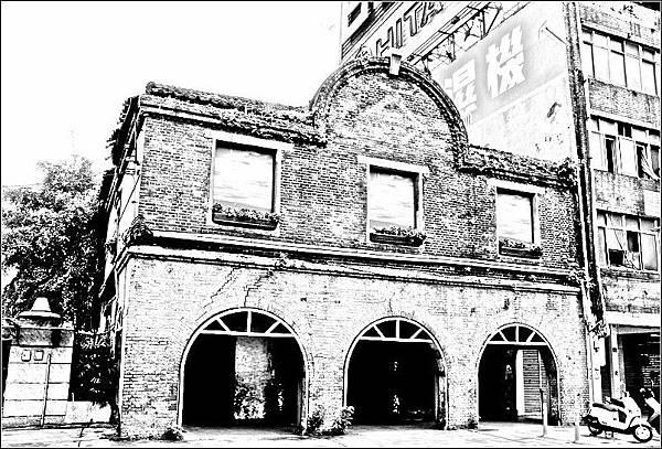 日本三井物產株式會社台北舊倉庫