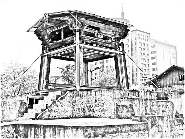 西本願寺台北別院鐘樓遺跡