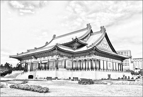台灣軍山砲隊軍事駐地遺址