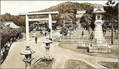 臺灣神社(臺灣神宮)