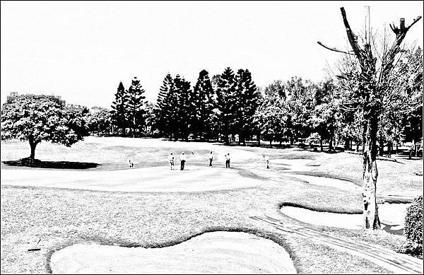 臺北淡水臺灣高爾夫俱樂部