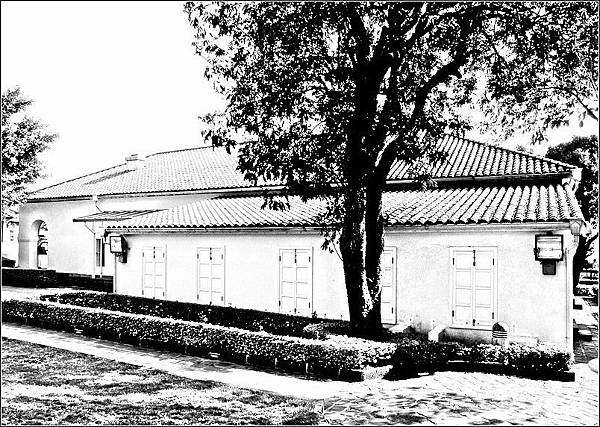 前清淡水海關稅務司官邸(台北淡水小白宮)