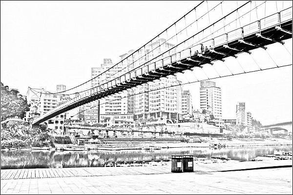 新店碧潭吊橋