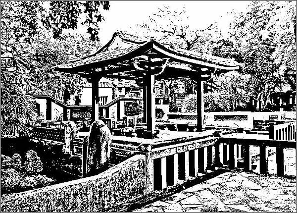 板橋林家花園(林本源園邸)