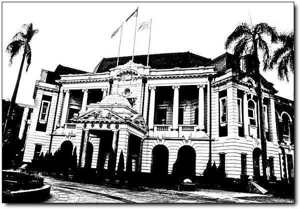 台中州廳(舊台中市政府)