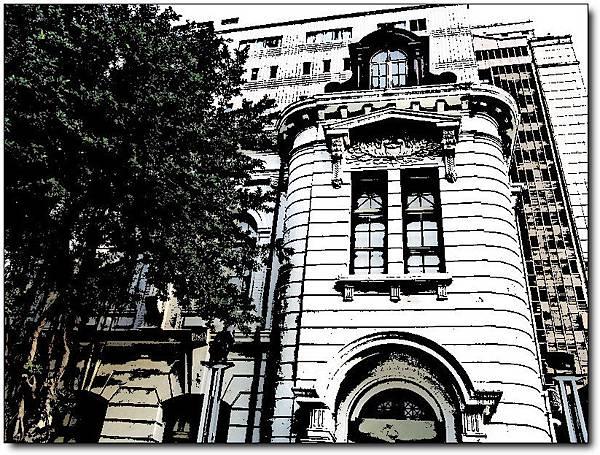 舊台中市役所