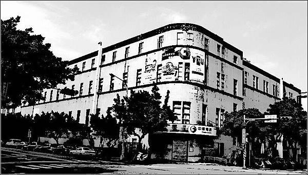 舊臺灣總督府電話交換局