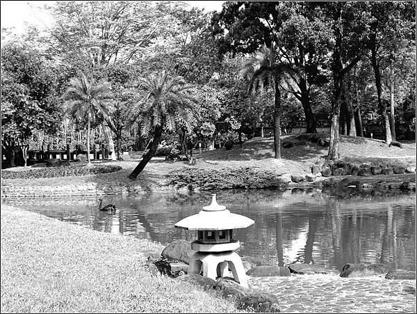 臺灣總督官邸(臺北賓館)日式庭園