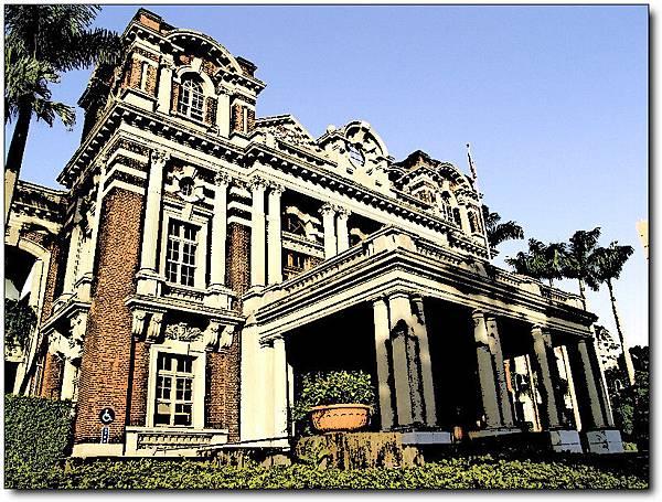 大日本臺灣病院(台大醫院)