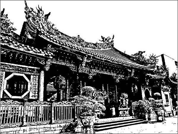 台北萬華龍山寺