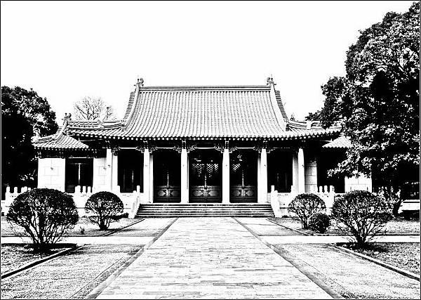 新北市忠烈祠(舊淡水神社)