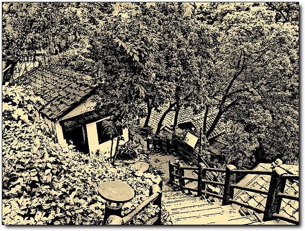 台北北投禪園