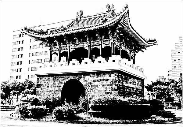 台北小南門(重熙門)