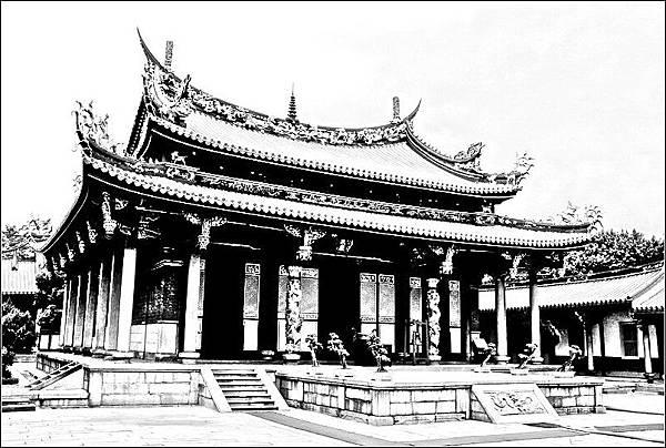 台北市大龍峒孔廟
