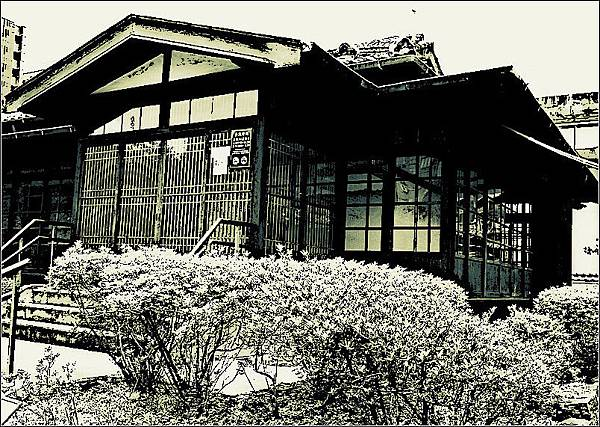 梅屋敷(逸仙公園及國父史蹟紀念館)