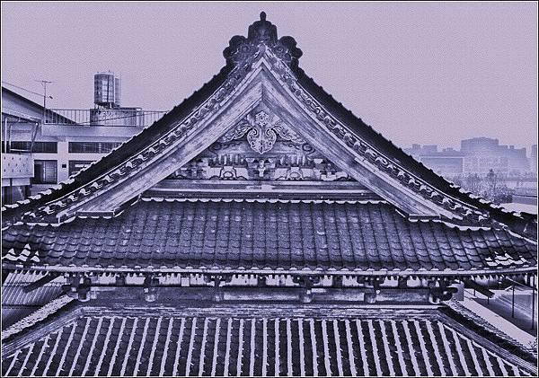 臨濟護國禪寺本堂懸魚