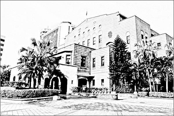 舊台北公會堂(中山堂)