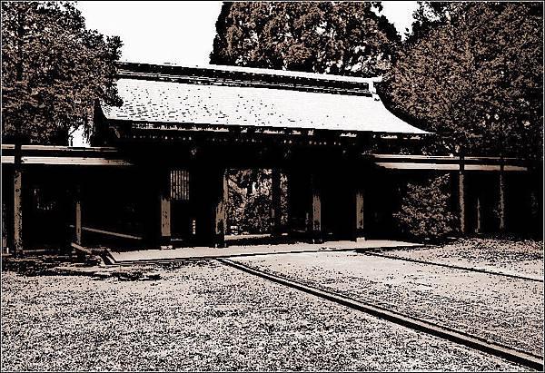 舊桃園神社參道