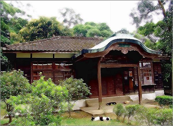 舊桃園神社社務所