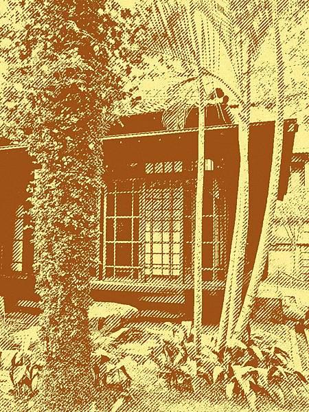 臺灣總督官邸(臺北賓館)日式和館
